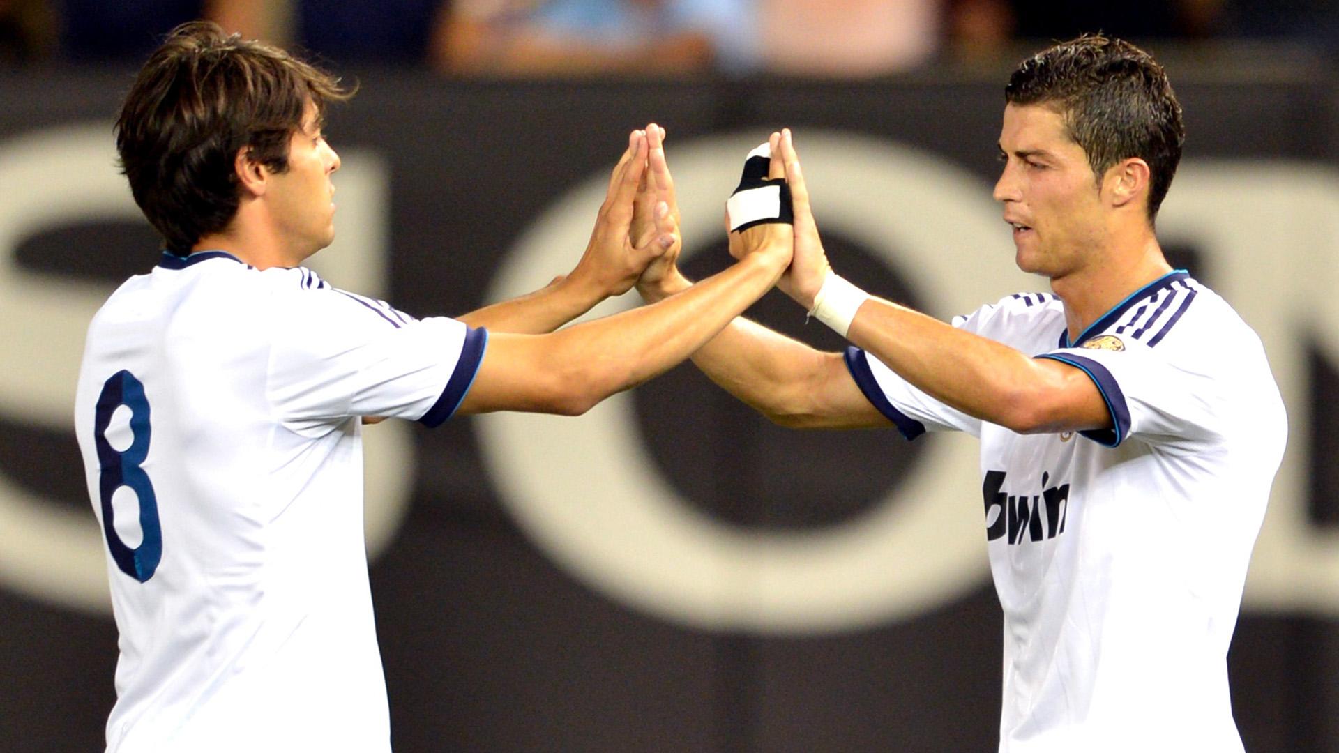 Kaka Cristiano Ronaldo Real Madrid