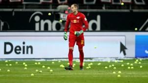 Peter Gulasci Eintracht Frankfurt RB Leipzig Bundesliga 19022018
