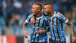 Everton Luan Gremio Estudiantes Copa Libertadores 28082018
