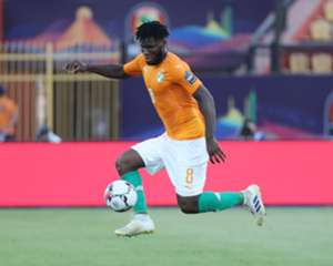 Franck Kessie Ivory Coast