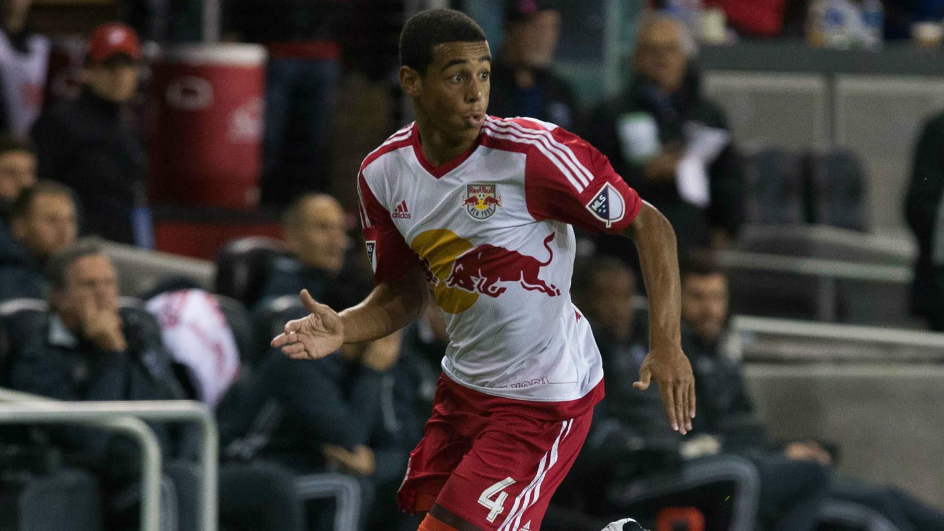 Tyler Adams MLS Red Bulls 04132016