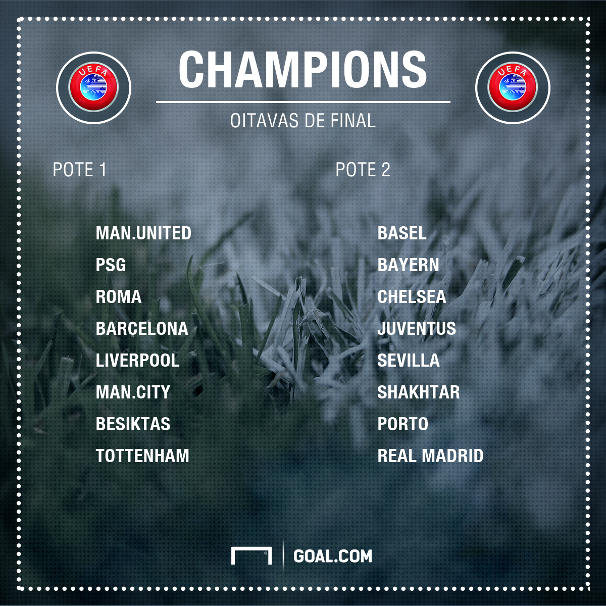 GFX Potes Champions League