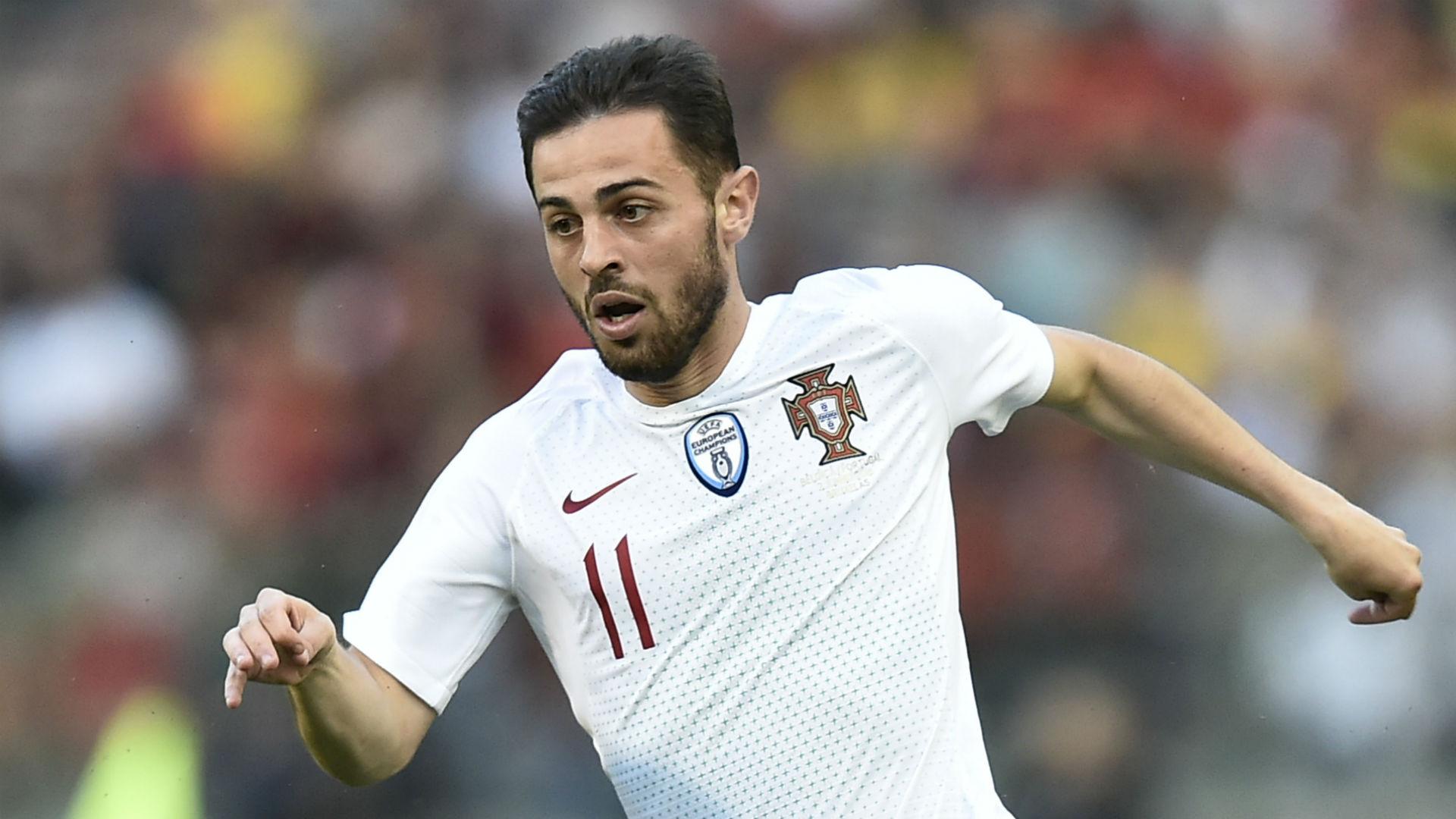 Bernardo Silva Portugal 2018
