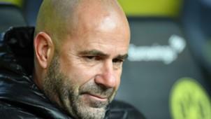 Peter Bosz Borussia Dortmund 09122017