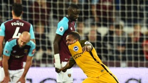Jose Izquierdo Brighton West Ham