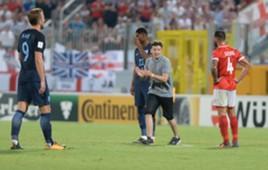 England VS Malta