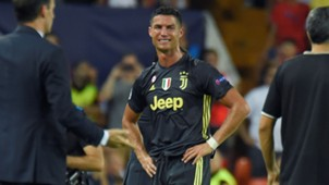 Cristiano Ronaldo Valencia Juventus UCL 19092018