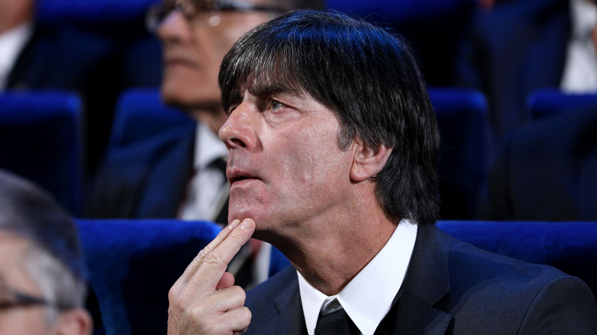 Joachim Low FIFA World Cup 2018 draw