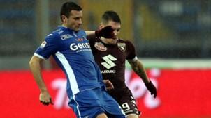 Manuel Pasqual Empoli Torino Serie A 05022017