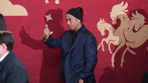 Ronaldinho Russia Draw