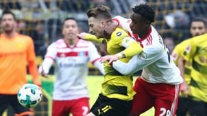 Marco Reus Borussia Dortmund Hamburg