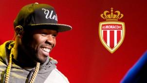 50 Cent Monaco