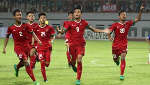 Timnas Indonesia U-16 & Singapore U-16