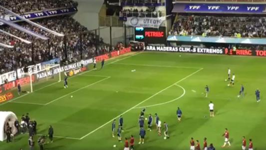 Messi Romero Argentina Peru Video