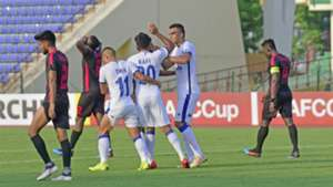 Mohammed Rafi Minerva Punjab Chennaiyin FC AFC Cup 2019