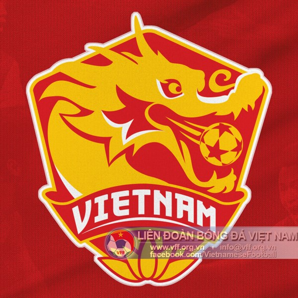 Image result for ส. เวียดนามเปิดตัวโลโก้ทีมชาติใหม่ แฟนด่ายับ