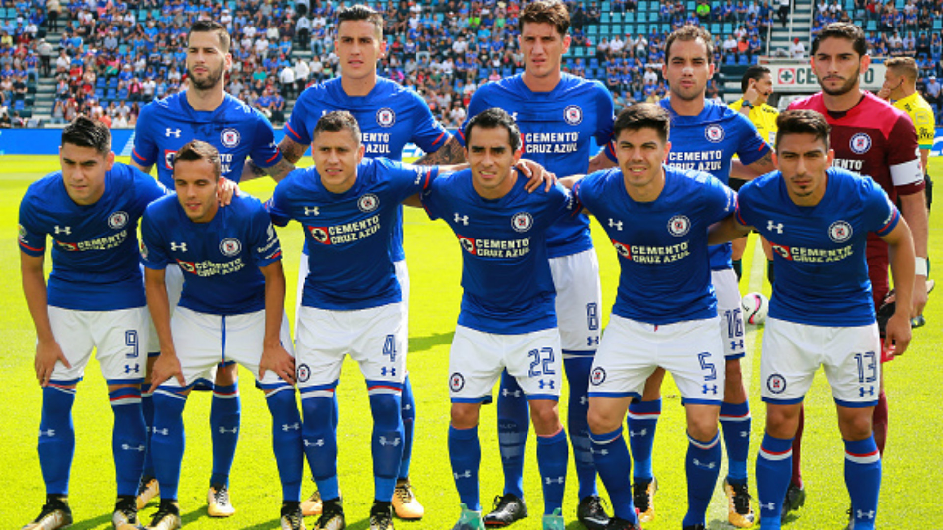 Cruz Azul remonta ante Santos