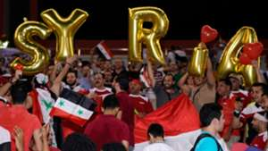Syria supporters