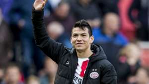 Hirving Lozano, PSV - Heracles Almelo, Eredivisie 10222017