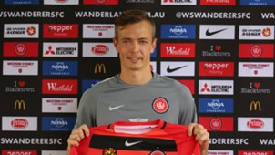 Ryan Griffiths Western Sydney Wanderers A-League