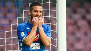 Dries Mertens Napoli 2018