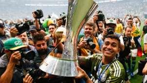 Dudu Palmeiras campeão Brasileirão Série A 02122018