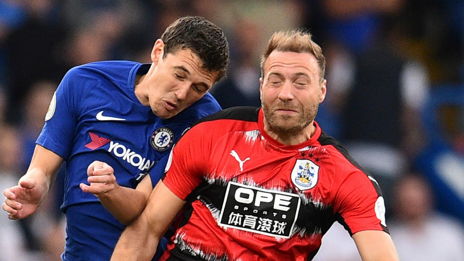Andreas Christensen Chelsea 2017-18