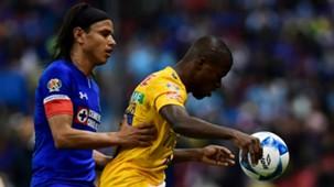 Gerardo Flores Enner Valencia Cruz Azul Tigres 151118
