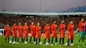 310817 Chile vs Paraguay