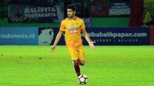 Tijani Belaid - Sriwijaya FC