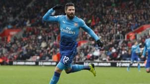 Olivier Giroud FC Arsenal 12102017