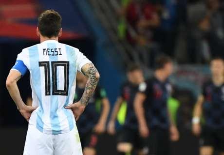 Pourquoi la victoire du Nigeria laisse de l'espoir à l'Argentine