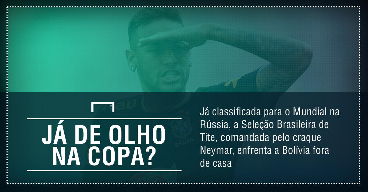 Brasil domina, mas goleiro boliviano garante empate