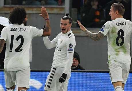 Mariano, Vallejo, Llorente, Kroos, Asensio, Courtois, Benzema o Bale no entrenaron con el grupo