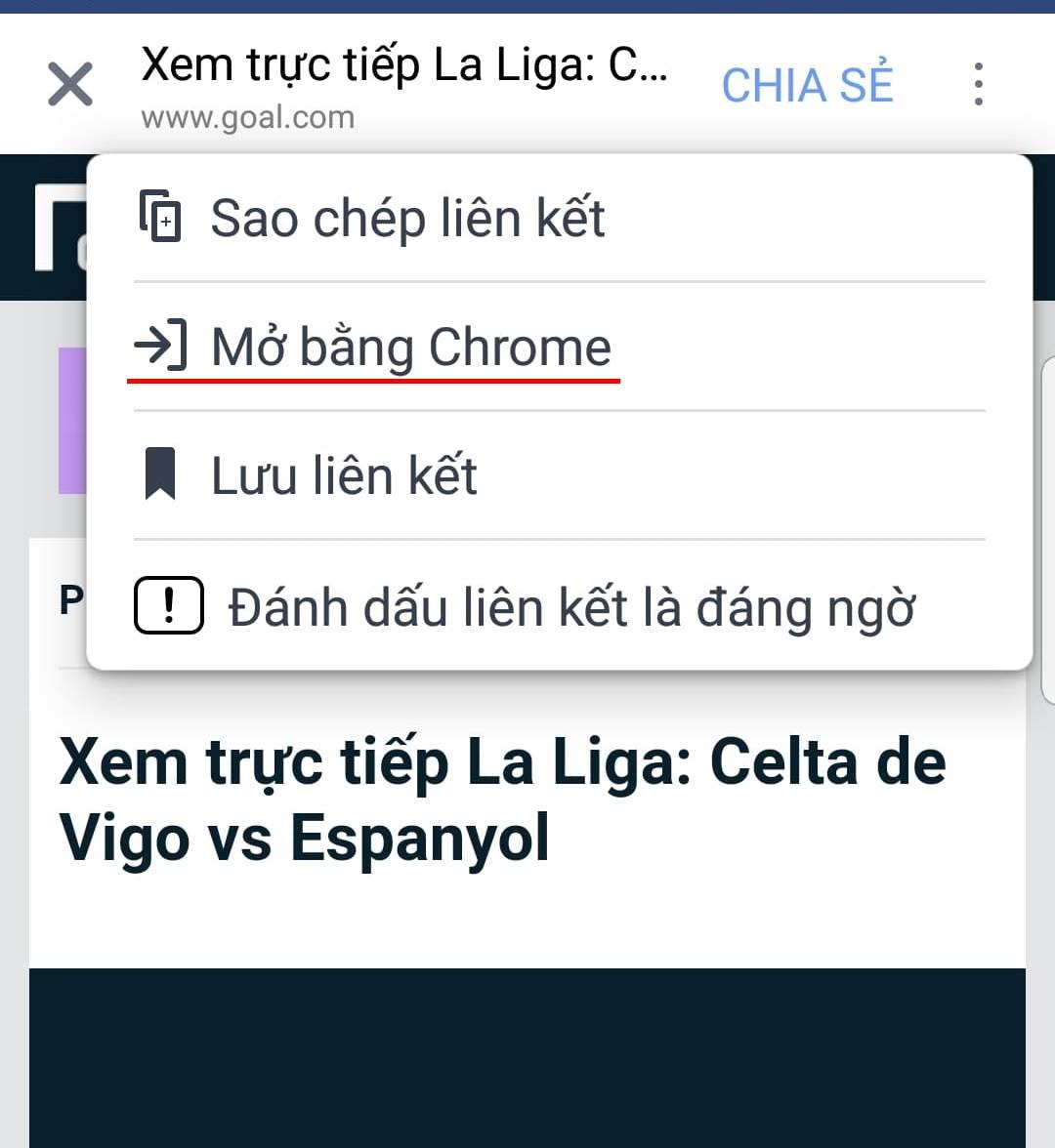 Livestream La Liga Vietnam
