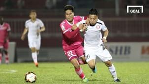 Sài Gòn FC CLB TP.HCM Vòng 3 V.League 2018