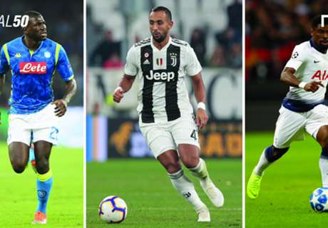 Goal 50: Which African defenders could make the list in 2019?