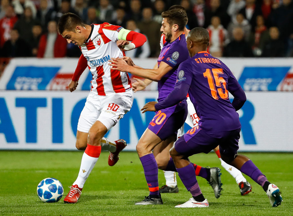 Lowres Liverpool vs Red Star UCL