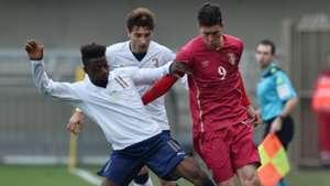 Dusan Vlahovic Serbia U19