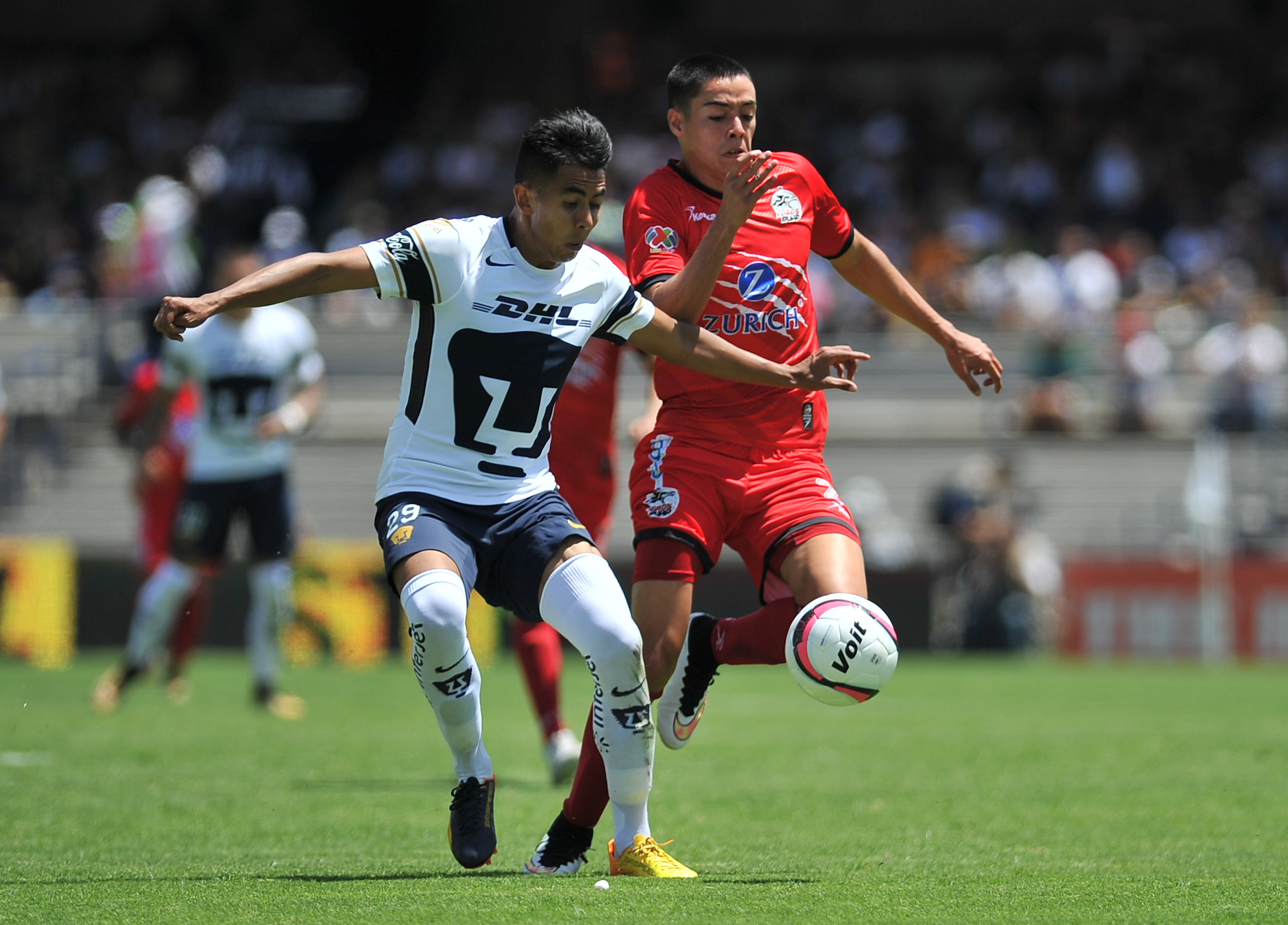 Néstor Calderón Pumas Liga MX