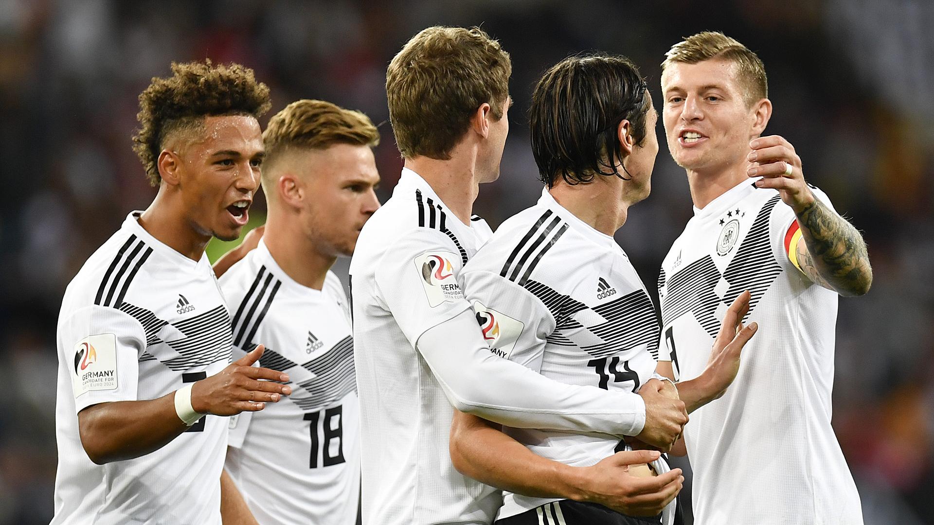 Germany Peru
