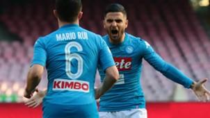 Insigne Napoli Bologna Serie A