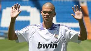 Pepe Real Madrid 12072007