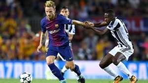 Ivan Rakitic, Barcelona - Juventus, Champions League, 09122017