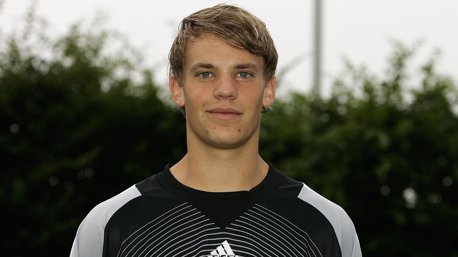 Manuel Neuer Schalke 04