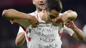Wissam Ben Yedder Sevilla Barcelona Copa del Rey 23012019