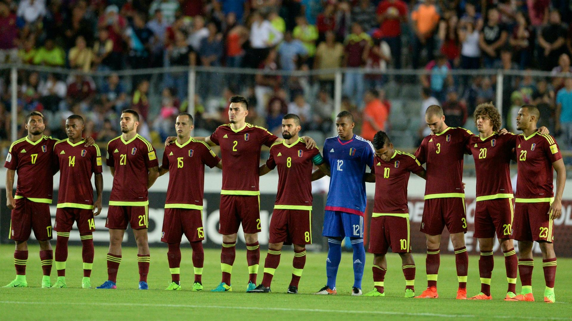 Venezuela Eliminatorias Sudamericanas 2018
