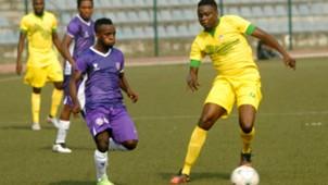 Chukwuka Onuwa - MFM vs. Kwara United
