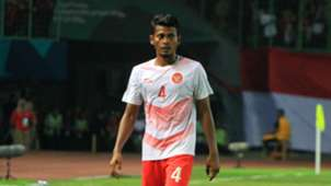 Zulfiandi - Indonesia U-23 Asian Games