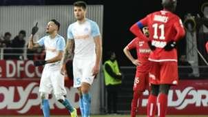 Lucas Ocampos Dijon Marseille 08022019 Ligue 1